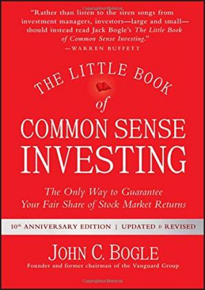 The Little Book of Common Sense Investing: The Only Way