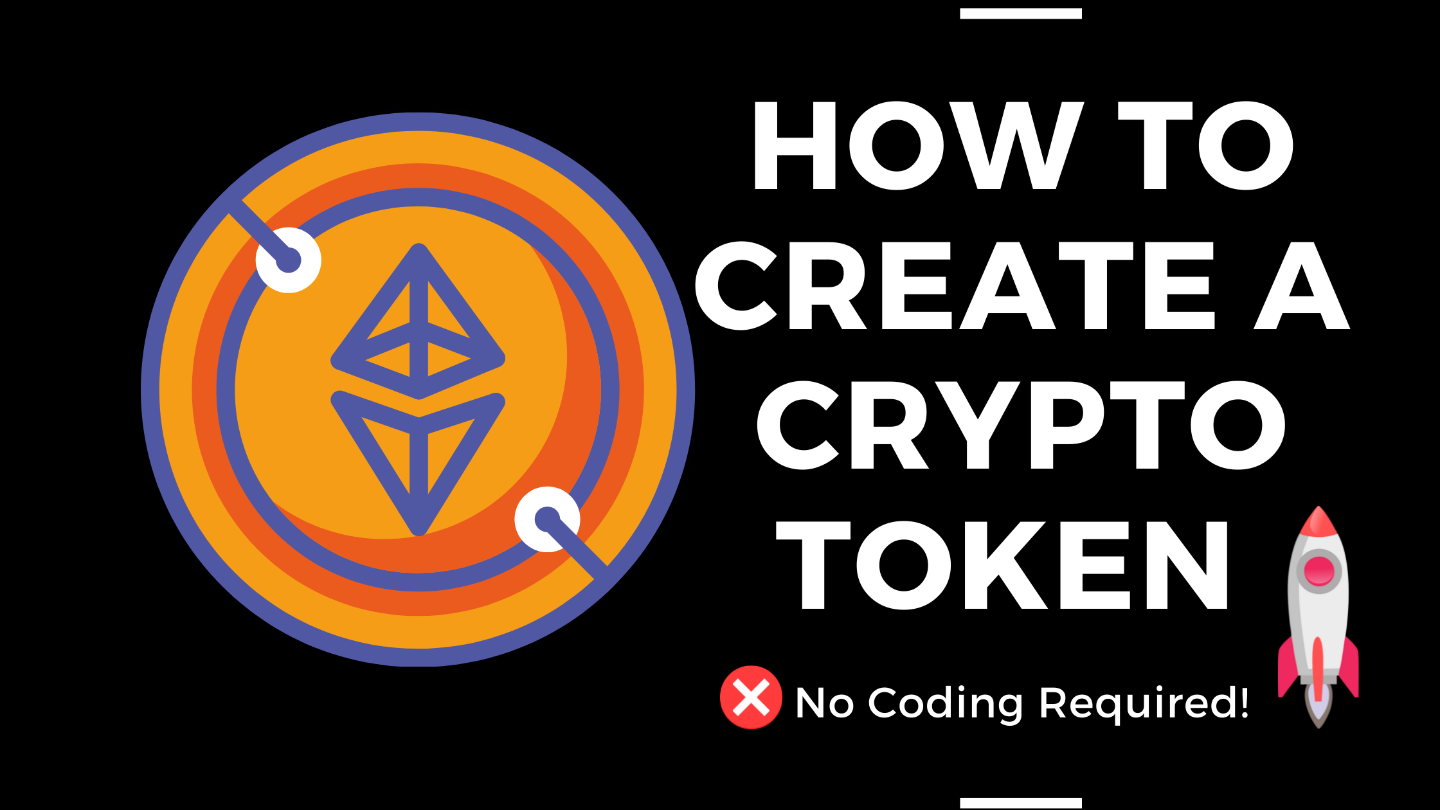 How To Create A Token Without Coding