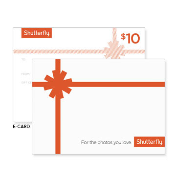 Shutterfly.com Account have $100 Gift Card