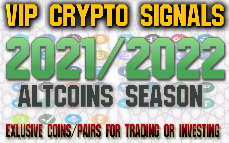 [VIP] CRYPTO SIGNALS FOR TRADING ✔️