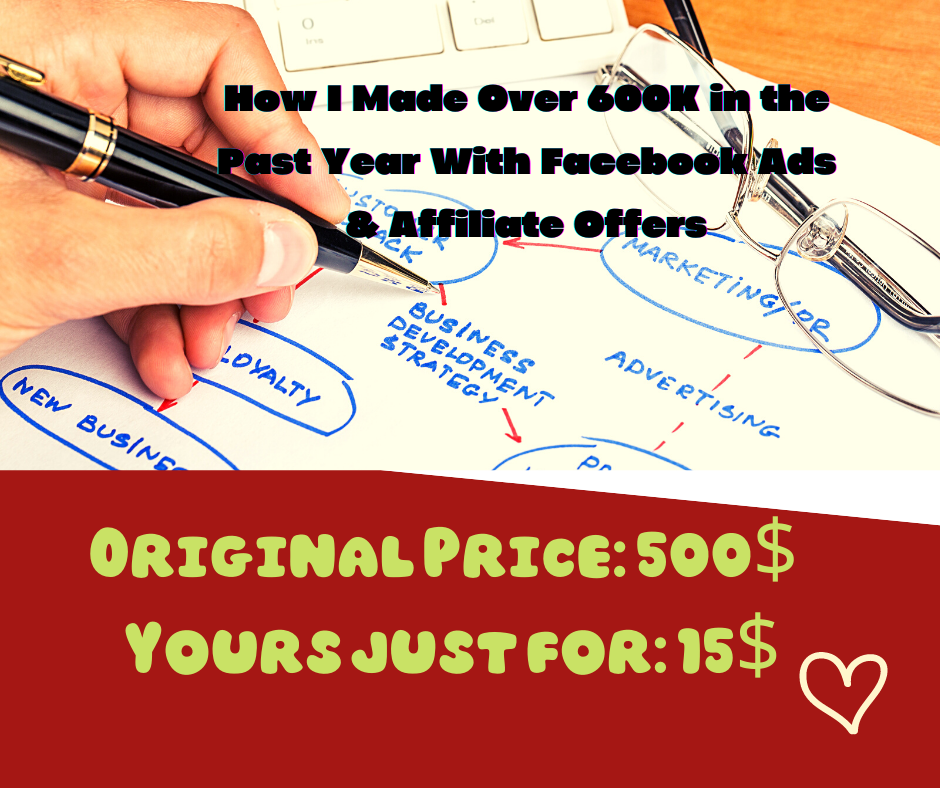 How I Made Over 600K in the Past Year With Facebook Ads