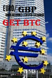 Euro/GBP Bank with vcc and crypto exchange instant.