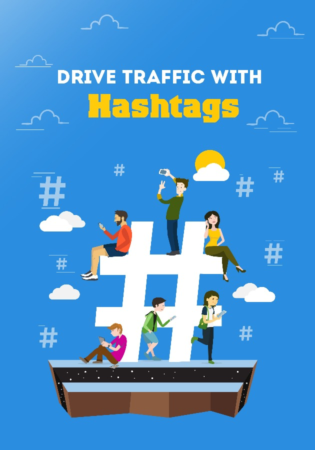 Drive Traffic With Hashtags