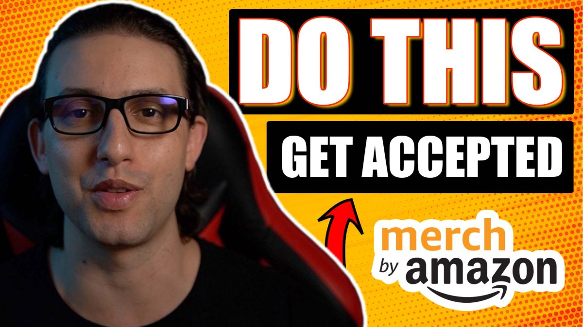 The Ultimate Merch By Amazon Course (Beginners)
