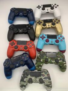 5x Sony DualShock Playstation 4 Controllers 20 Color...