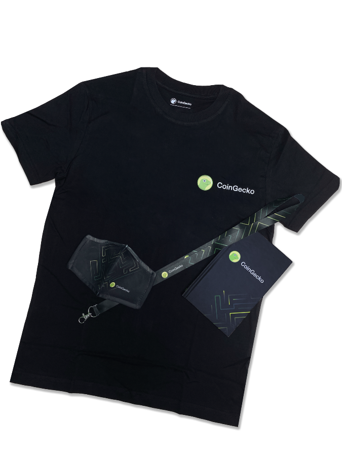 CoinGecko SWAG Pack