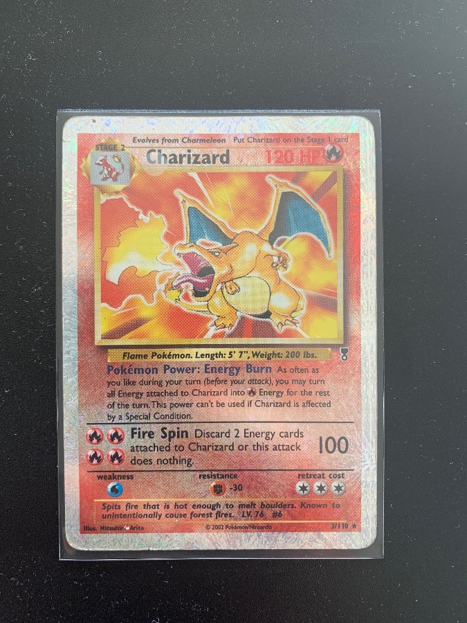 Charizard Legendary Collection