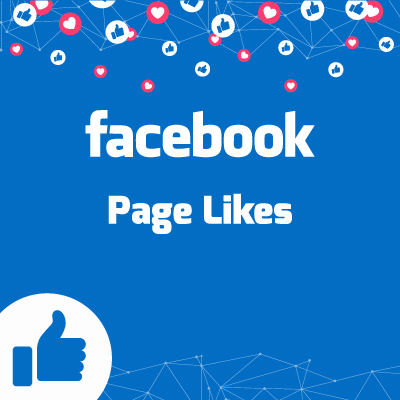 Facebook Page Likes [High Quality]