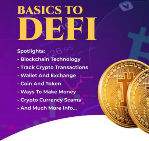 No Bullshit beginners guide to Cryptocurrency and DeFi