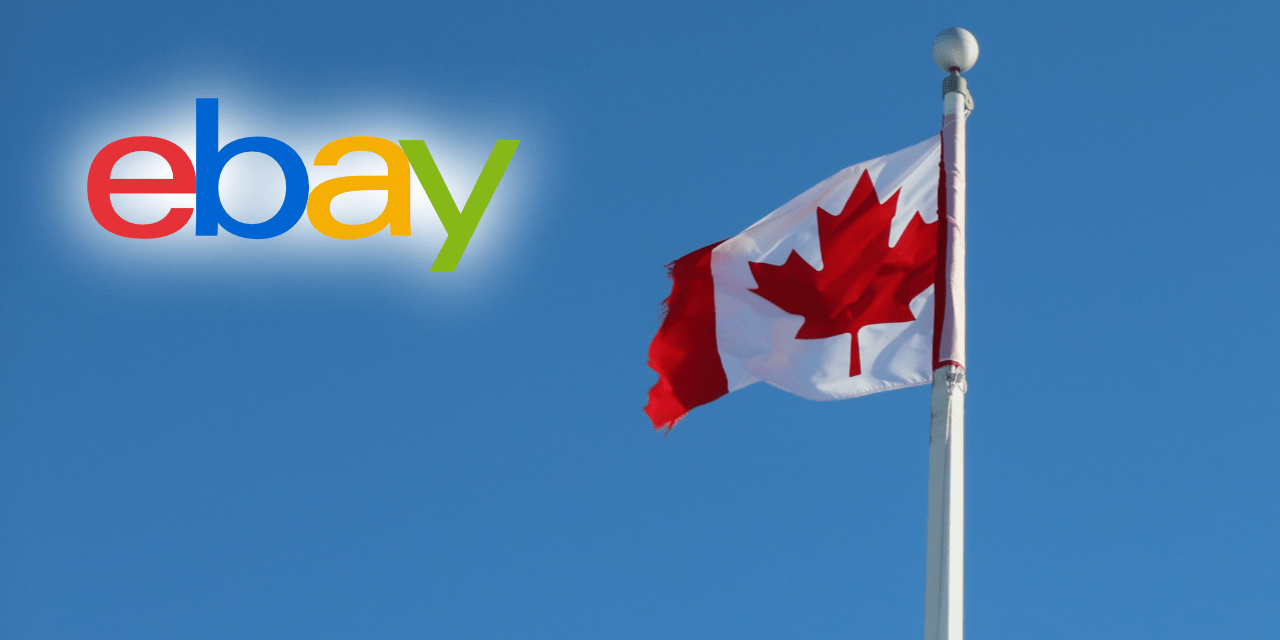 CANADIAN EBAY SELLER ACCOUNT WITH 1 ACTIVE LISTING