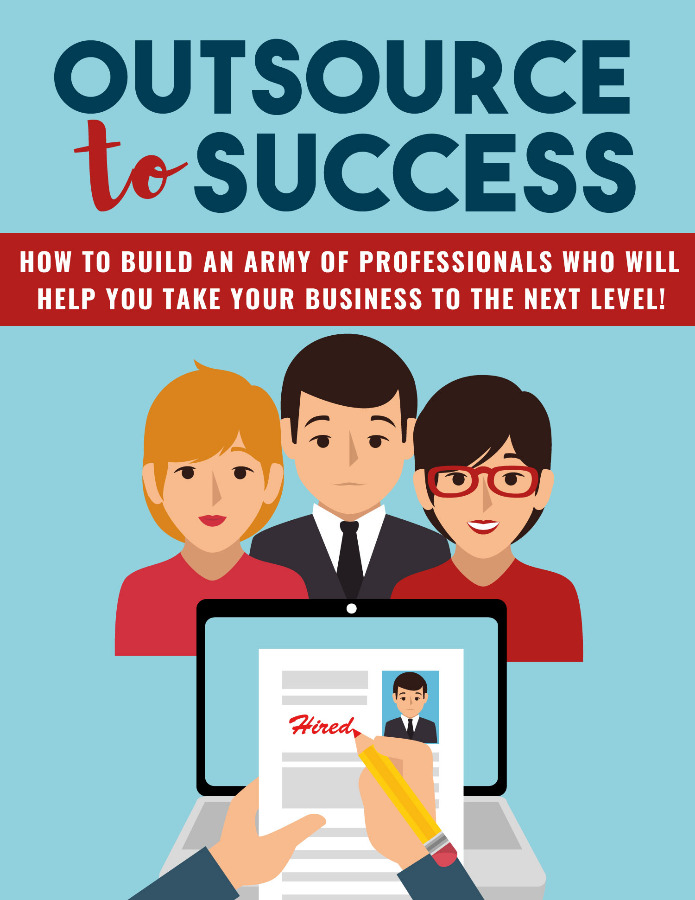 Outsource to Success PLR pack